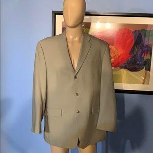 Calvin Klein suit jacket 41R. Gentle used
